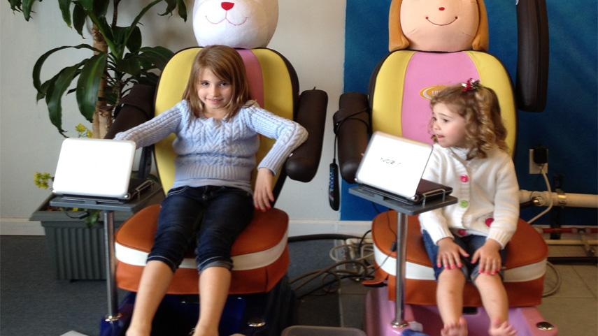 5 Things that Make a Nail Salon with Kid Chair near Me the ...